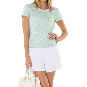 💰5 for $25 sale💰Sail to sable jacquard top